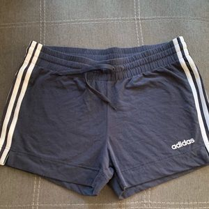 adidas® Women' 3-Stripes Shorts